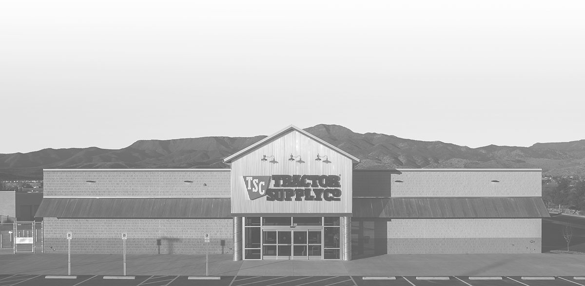 Buffalo Construction | Tractor Supply Project