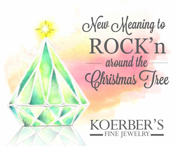 Koerber's Fine Jewelry - Holday Ad