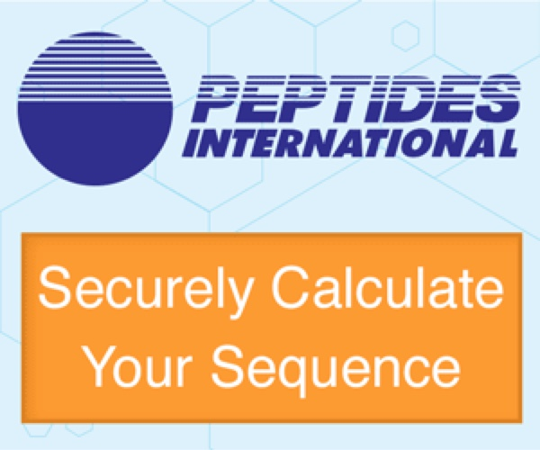 Peptides International | Calculate