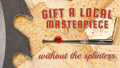 Gift A Local Masterpiece - Without the Splinters