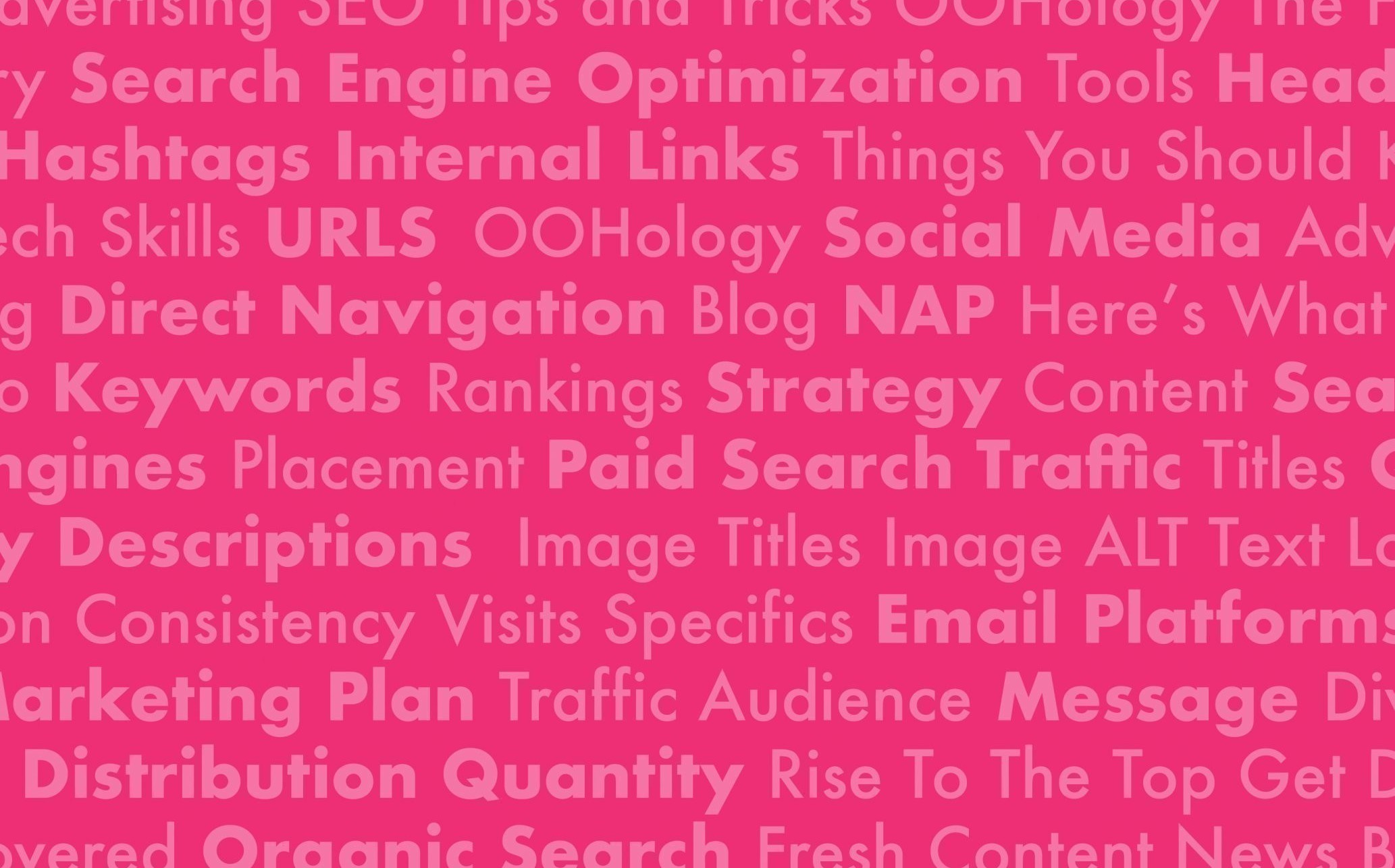 SEO Isn't Just For Websites: Basic Strategy For Multi-Channel Platforms