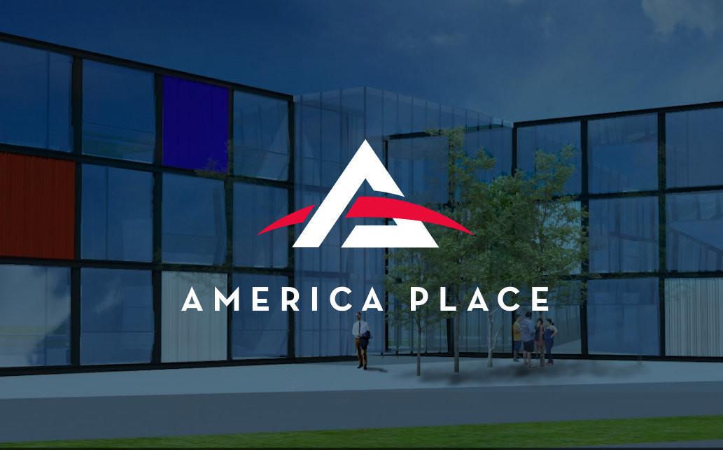 America Place Logo